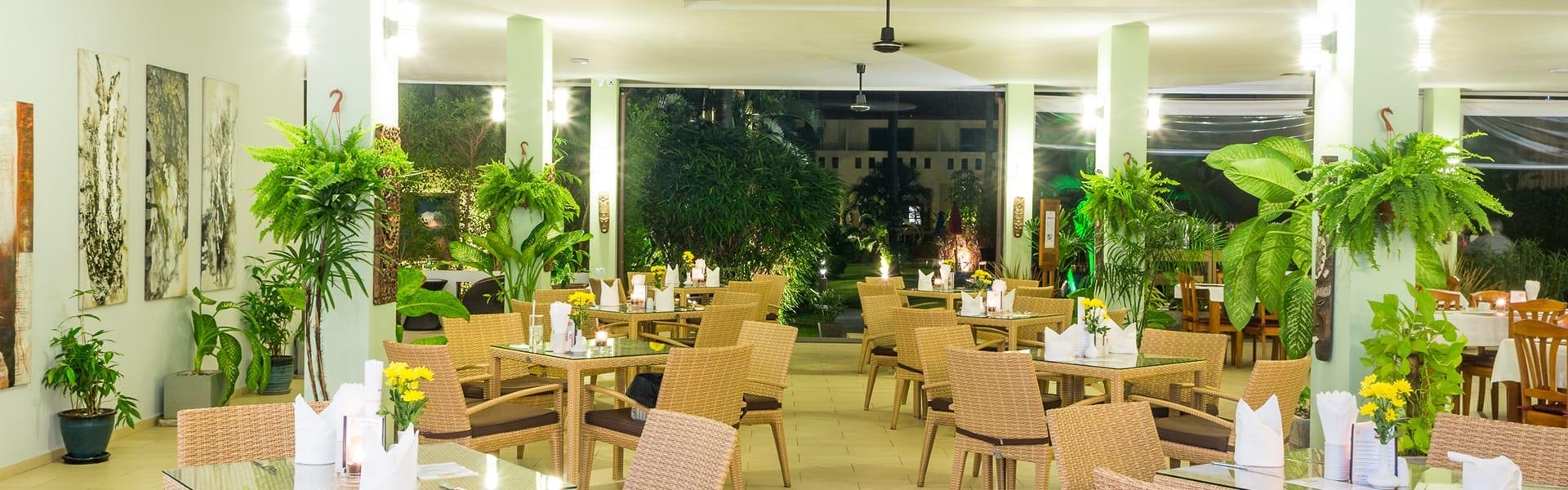 Restaurant Austrian Garden