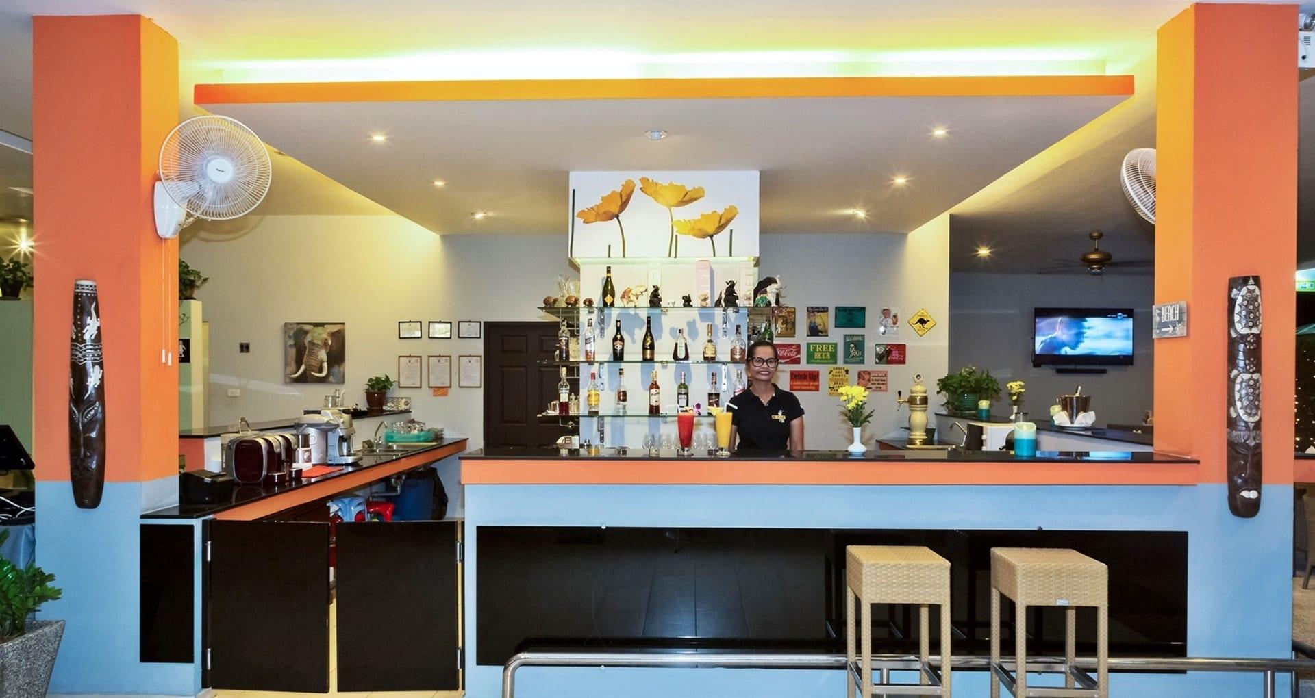 Bar Austrian Garden Patong Phuket