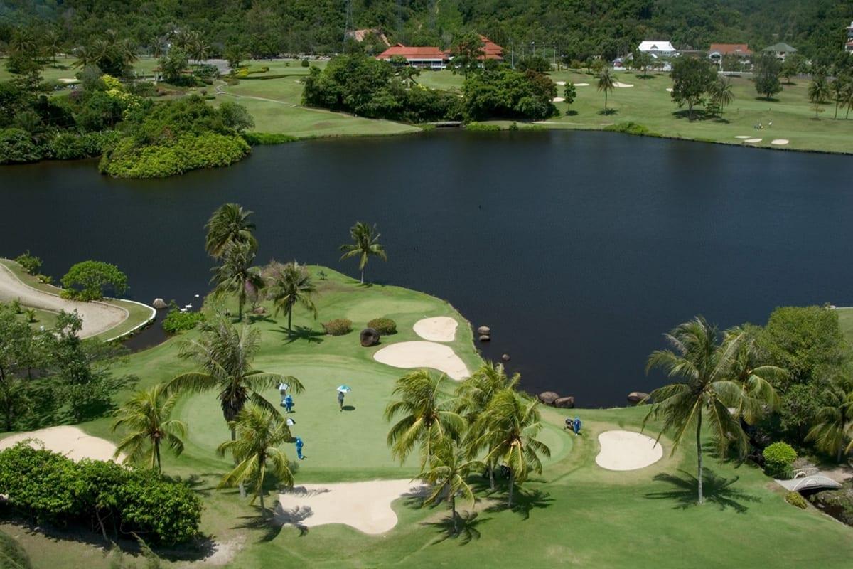 Golf Course Phuket