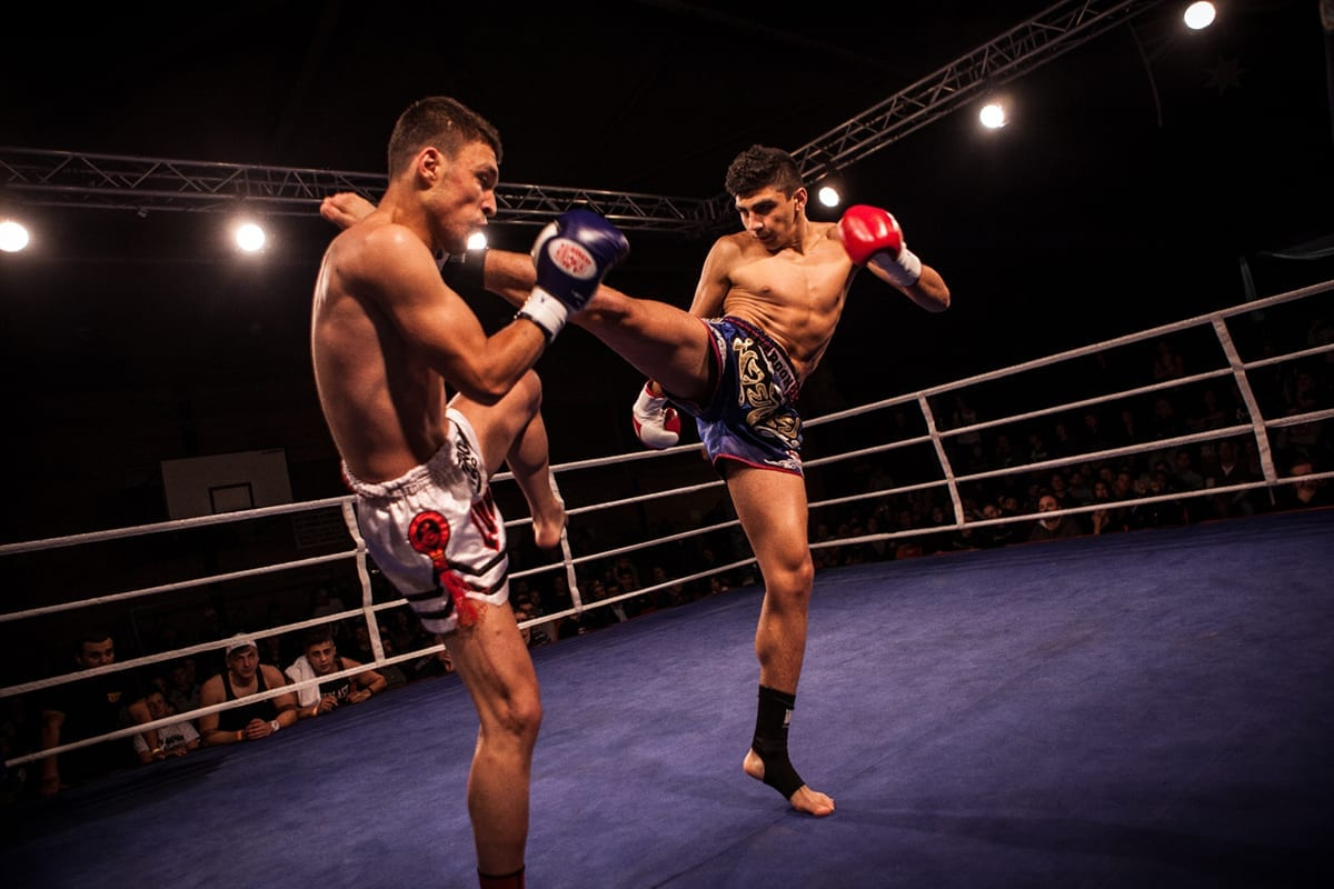 Muay Thai –Thai Boxen Show