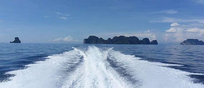 Phi Phi und Bamboo Inseln