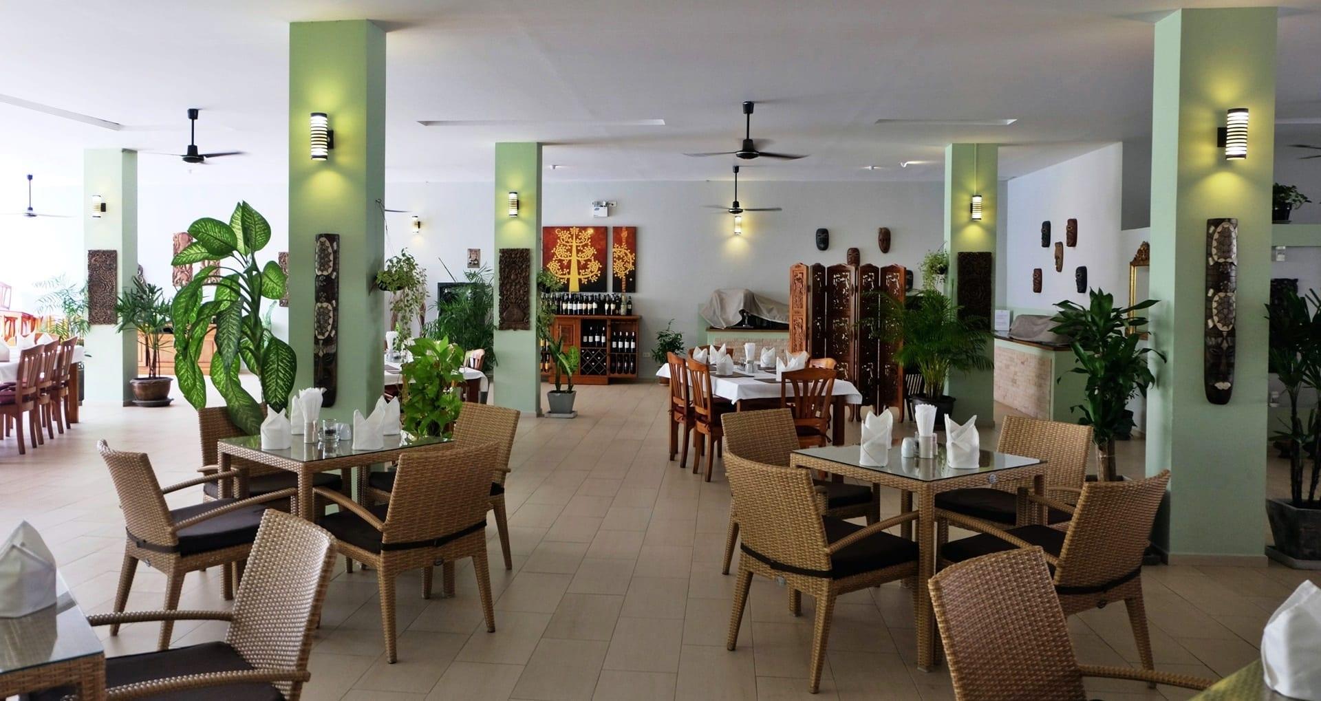 Restaurant Austrian Garden Patong Phuket