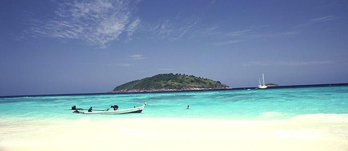 Similan Inseln (November–April)