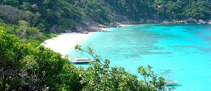 Surin Inseln (November–April)