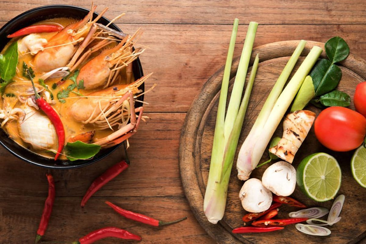Kochschule für die Thailändische Küche auf Phuket